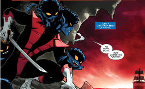 Art by Ed McGuiness, from Amazing X-Men #2