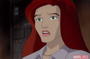 Jean's expression here pretty well sums up my feelings on this episode.