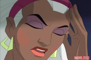 That blush, tho.