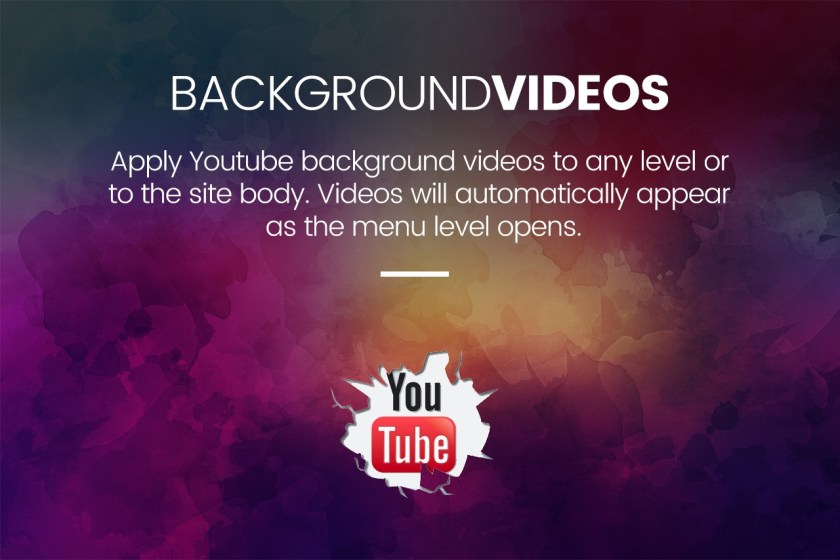 Slick Menu - Responsive WordPress Vertical Menu 5
