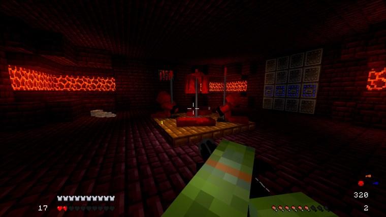 Brutal Minecraft screenshot