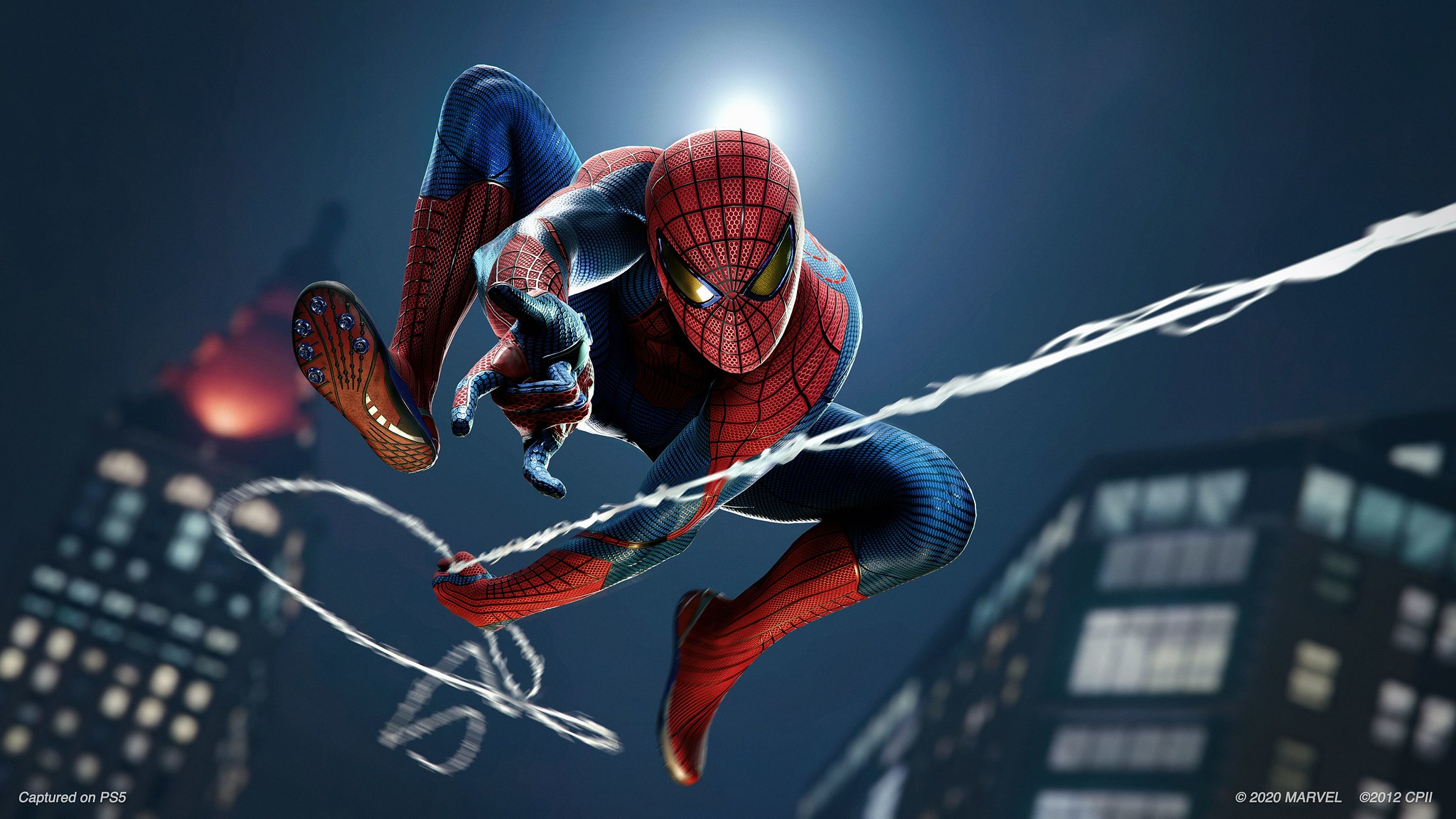 Marvel's Spider-Man Remastered Reveals New Peter Parker, PS5 Details, 60 FPS Gameplay