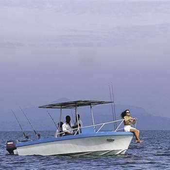 African Boat Ride Safari