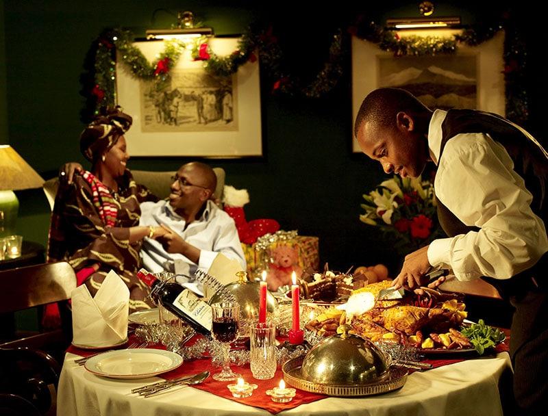 African Safari Private Dinner