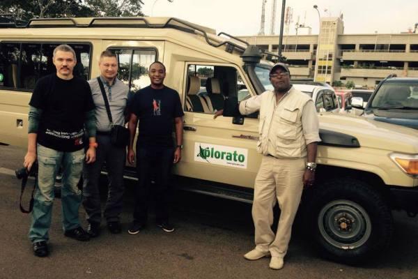 African Game Drive Safaris