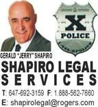 Shapiro Legal Services - Toronto - XPolice