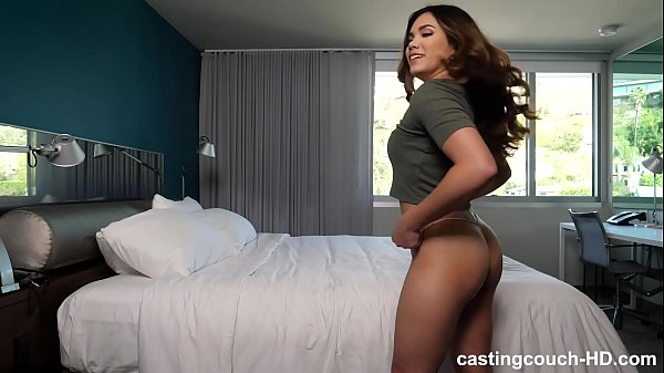 Hot Exotic Amateur Does ANYTHING To Get In Rap Video