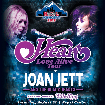 HEART Return to the Road In 2019