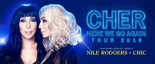 CHER Announces Additional North American Dates