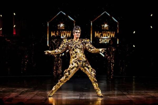 Cirque du Soleil Brings its First Sports-inspired Big Top Show VOLTA, To Denver!