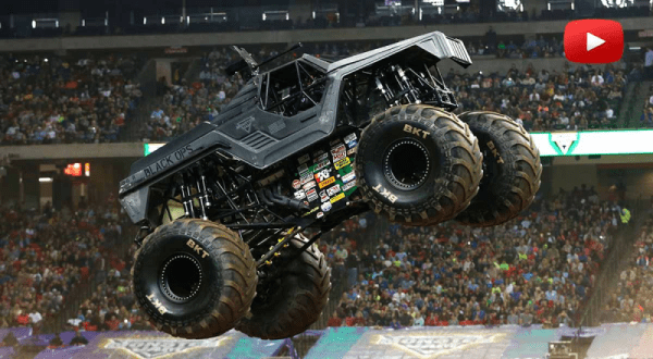 Interview with Tony Ochs, Driver of Monster Jam Truck Soldier Fortune Black Ops