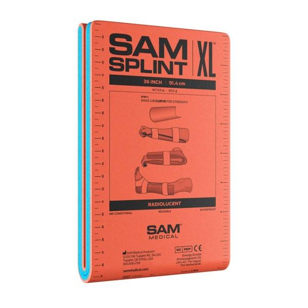 Xpozed - SAM Medical SAM Splint XL 36 Vikt