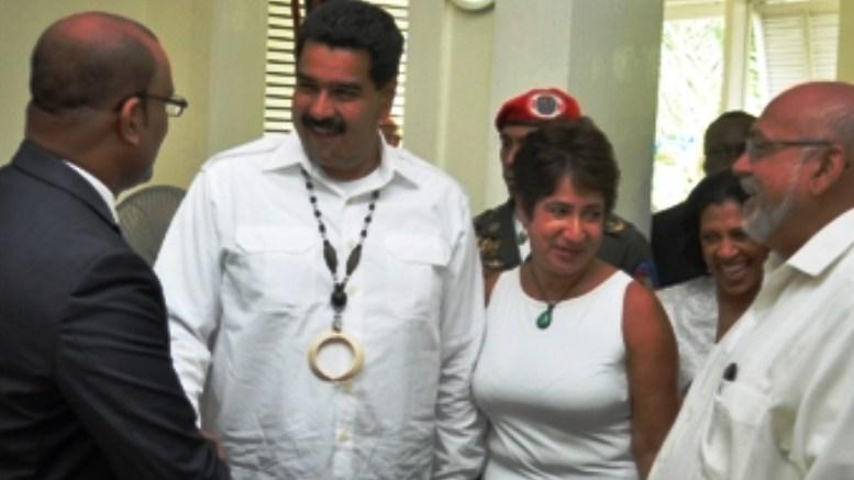 Jagdeo, Nuevo Diplomatico, Guyana, Venezuela, Dispute