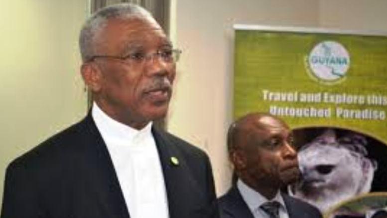 Diaspora's Fault, Guyana, Cabinet, Greenidge , Granger
