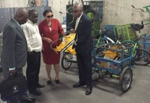 Parking Meters, Mayor Chase -Green, News, Guyana news, parking system, predatory parking meters
