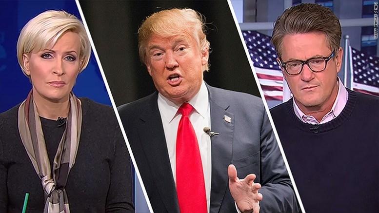 Morning Joe, Mika, Trump, MSNBC, Classless