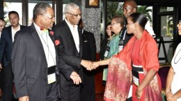 Granger, UG Conference, Ivelaw Griffith