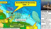 Gyana,oil, Exxon, Hess,CNOOC China, Lisa , Stabroek
