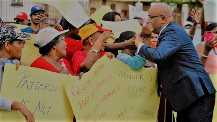 Guyana,GECOM, Jagdeo, Granger,
