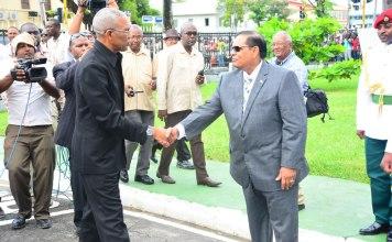 2018, Granger, Jagdeo, Nagamootoo, Guyana