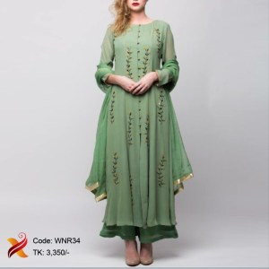 Indian Georgette Party Wear