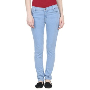 Stretchable Sky Blue Jeans