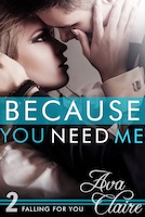 Ava_Claire_Falling for You book 2