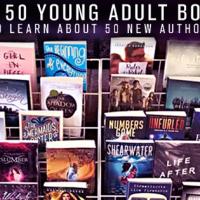 YALit Giveaway Event: Win 50 YA Books!
