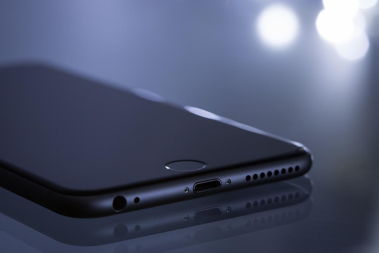 apple, iphone, close up