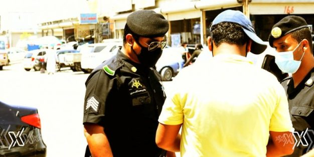Security Authorities announced penalties data on not wearing masks