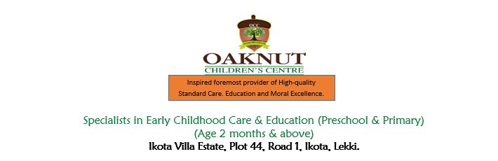 Oaknut Children's Centre (Creche &Preschool)