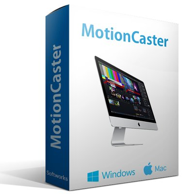 MotionCaster 4.0.0.10951 Crack With Serial Key 2020 Download
