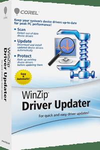 WinZip Driver Updater Crack 5.36.2.18 License Key Latest Version 2021