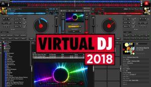 Virtual DJ Pro 2021 Crack Build 6106 + License Key Full Version Latest