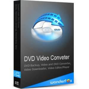 WonderFox DVD Video Converter 20.0 License Key + Crack 2020