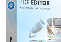 Movavi PDF Editor 3.0.0 Crack with Registration Key [New Updated] 2020