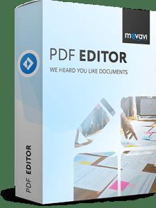 Movavi PDF Editor 3.0.0 Crack with Registration Key [New Updated] 2019