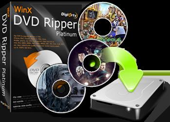 WinX DVD Ripper Platinum 8.20.4.2245 Crack + License Keygen 2021