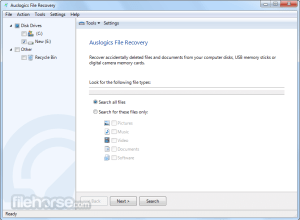 Auslogics File Recovery 9.2.0.2 Crack + Product Key Full Version 2019