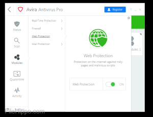 Avira Antivirus Pro 15.0.2009.1995 Crack + License 2021 [Lifetime]