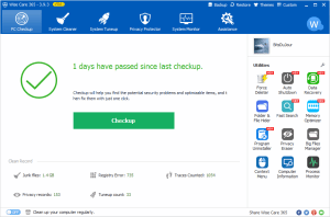 Wise Care 365 Pro 5.37 Crack with License Key Latest Download 2019