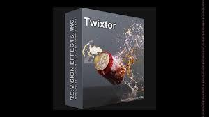 Twixtor Pro 7.4.1 Crack + Activation Key Free Download 2021