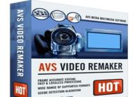 AVS Video ReMaker 6.4.1 Activation Key + Crack 2020 Free Download