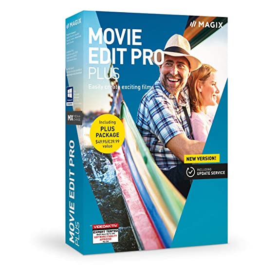 MAGIX Movie Edit Pro 2021 Premium 20.0.1.65 Crack with Serial Key