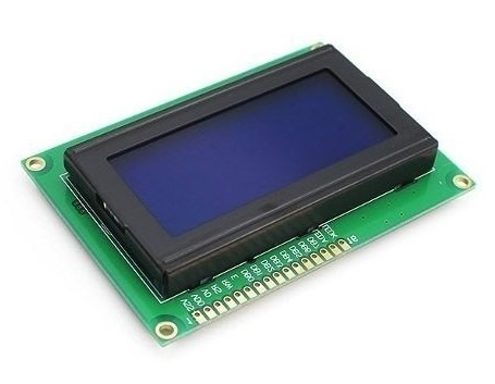 Display 20×4 – EA DIP204 – Datasheet