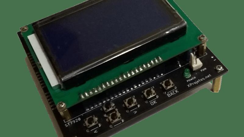 XPboard – Esquematico e Layout – Kicad – V1.2b
