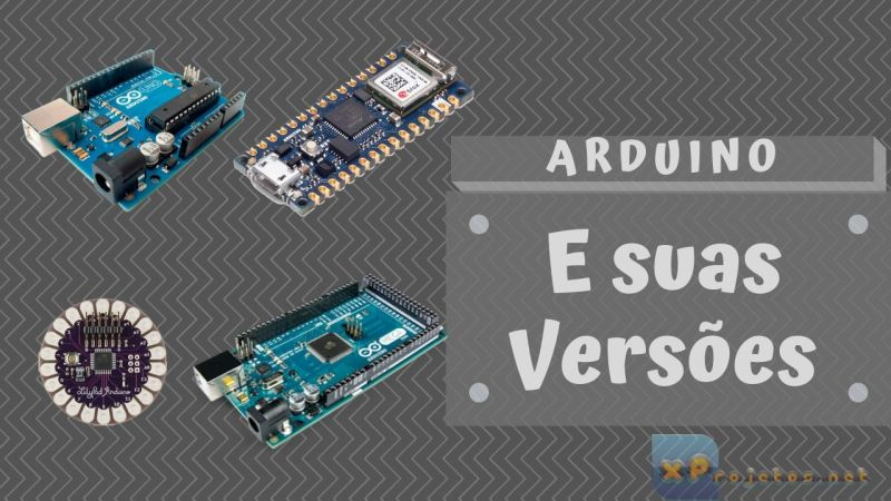 Arduino e suas versões