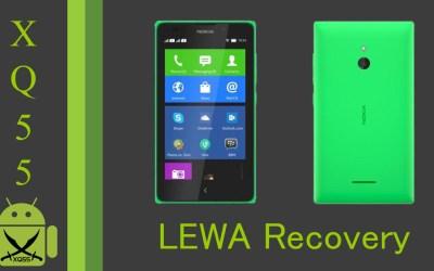[فيديو] شرح تثبيت ركفري معدل LEWA لهواتف نوكيا اكس