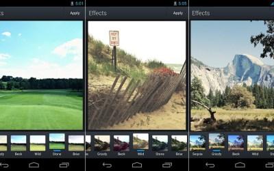 أفضل 5 تطبيقات لتحرير الصور واضافة المؤثرات للاندرويد من اختياري