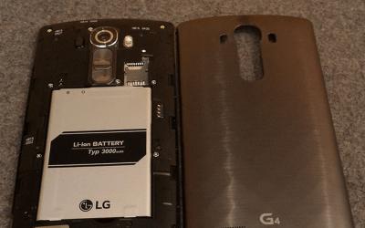 [فيديو] تجربتي لجهاز إلجي جي فور LG G4 H815 + س/ج